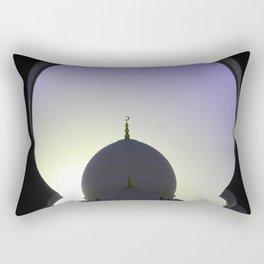 Sheikh Zayed Mosque Rectangular Pillow