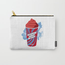 """""""Freeze Your Brain"""" Heathers Minimalist Carry-All Pouch"""
