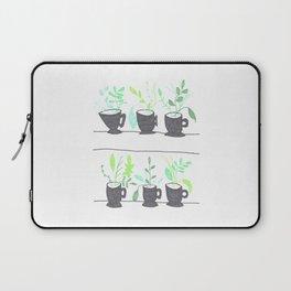 """Mini Terrariums"" Laptop Sleeve"