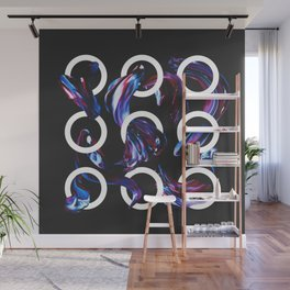 Entwine Wall Mural