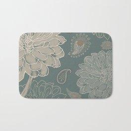 Cocoa Paisley VI Bath Mat