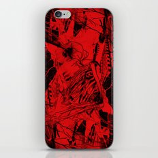 Envision Red iPhone & iPod Skin