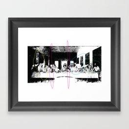 The Last Supper Framed Art Print