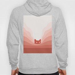 Cat Landscape 78 Hoody