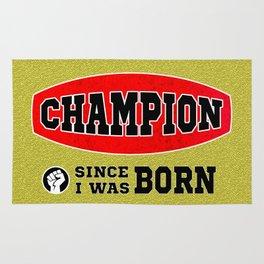 CHAMPION - Since I was born Rug