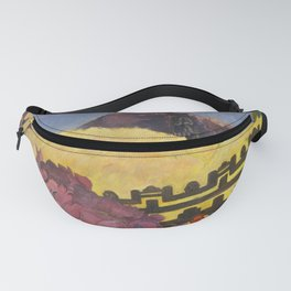 The Sacred Mountain Fanny Pack