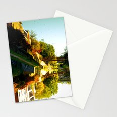Reflections In The Water Stationery Cards