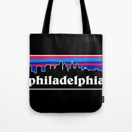 Philadelphia Cityscape Tote Bag