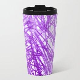 Ophelia Purple Travel Mug