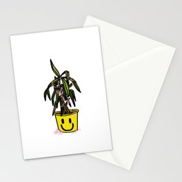 Party Plant Stationery Cards