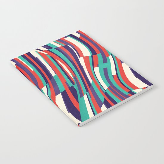 Respect Lines Notebook