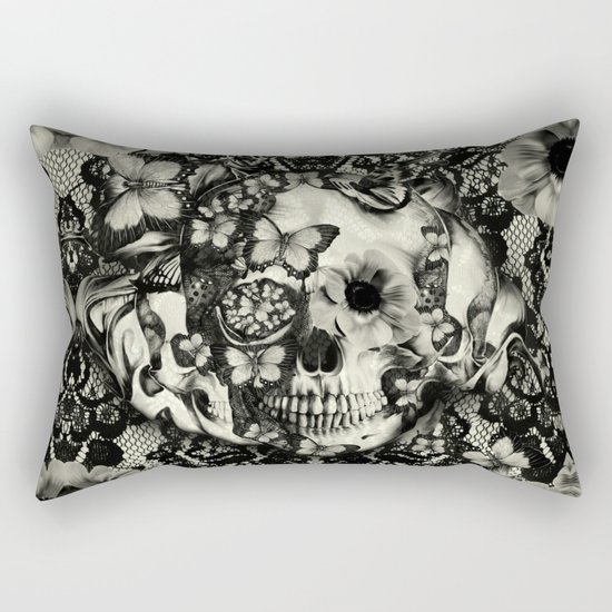Victorian Gothic Rectangular Pillow