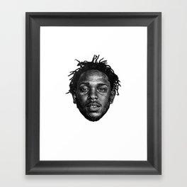 KENDICK Framed Art Print