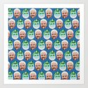 Guy Fieri Repeated Pattern by samob
