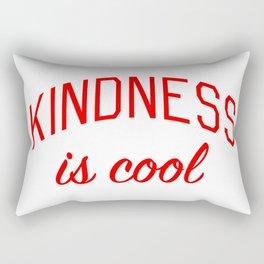 Kindness is Cool Rectangular Pillow