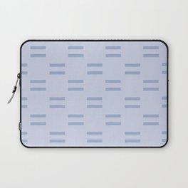 Billie Stripe Indigo Laptop Sleeve