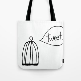 Is There Anyone Home? Tote Bag