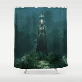 Hope of the elves Shower Curtain