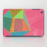 diamonds iPad Cases featuring Diamonds by Sandra Arduini