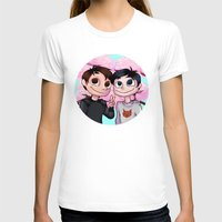 danisnotonfire T-shirts featuring Japhan  by BrimRun