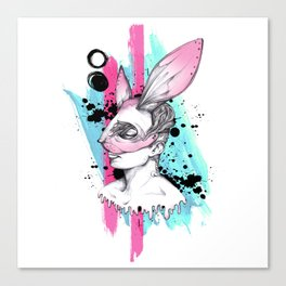 Zander Canvas Print