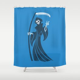 Rest in Peace Shower Curtain