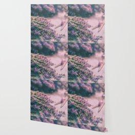 Lavender Revival Wallpaper