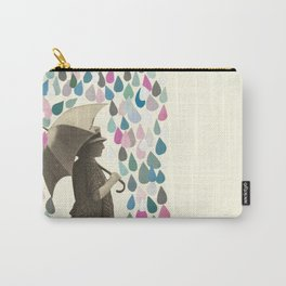 Rain Dance Carry-All Pouch