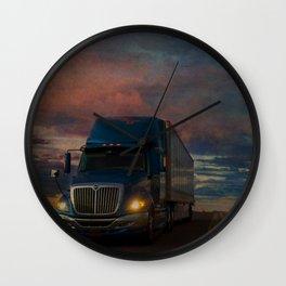 MVT # 13 Wall Clock