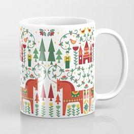 Scandinavian Inspired Fairytale Coffee Mug