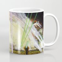 concert Mugs featuring The Concert by Vargamari