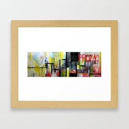 PRZAC Framed Art Print