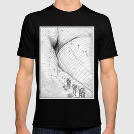 asc 660 - La route des origines (Bab alhaya) T-shirt
