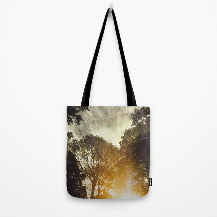 Space took place Tote Bag