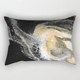 Black Obsession Rectangular Pillow