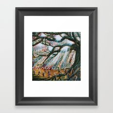 The Children's Tree Of Life #2 Framed Art Print