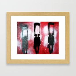 iDrone III Framed Art Print