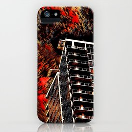 Doomsday Clouds iPhone Case