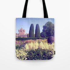 castle flowers II. Tote Bag