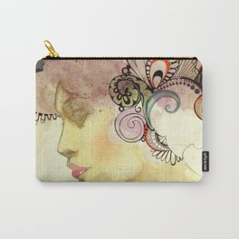Kisses from the Sun Carry-All Pouch