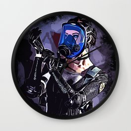 LUPO - Resident Evil Wall Clock