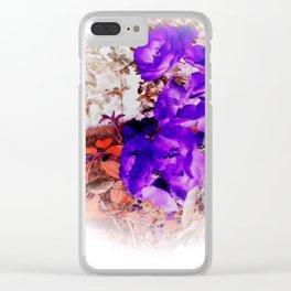 Rosen Rausch Clear iPhone Case