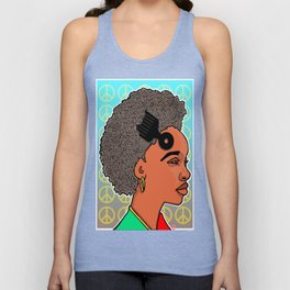 RLOVEUTIONARY FROS Unisex Tank Top