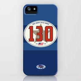 SRC Preparations Racecar Rebels: 130 Snake Bite iPhone Case