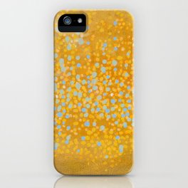 Landscape Dots - Breath iPhone Case
