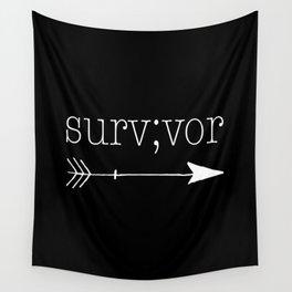 Survivor Wall Tapestry