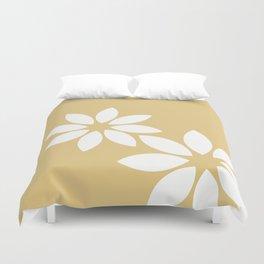 Flora2 Duvet Cover