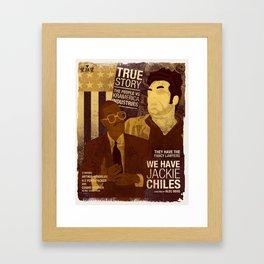 For Seinfeld Fans pt.2 Framed Art Print