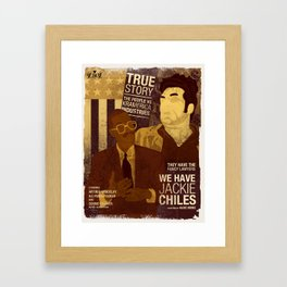 For Seinfeld Fans pt.2 Framed Art Print