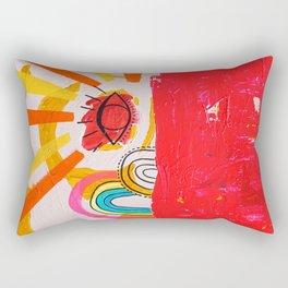 Gay Days Rectangular Pillow